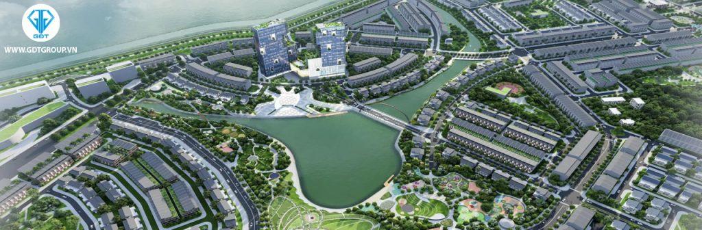 Ecopark Thanh pho Vinh
